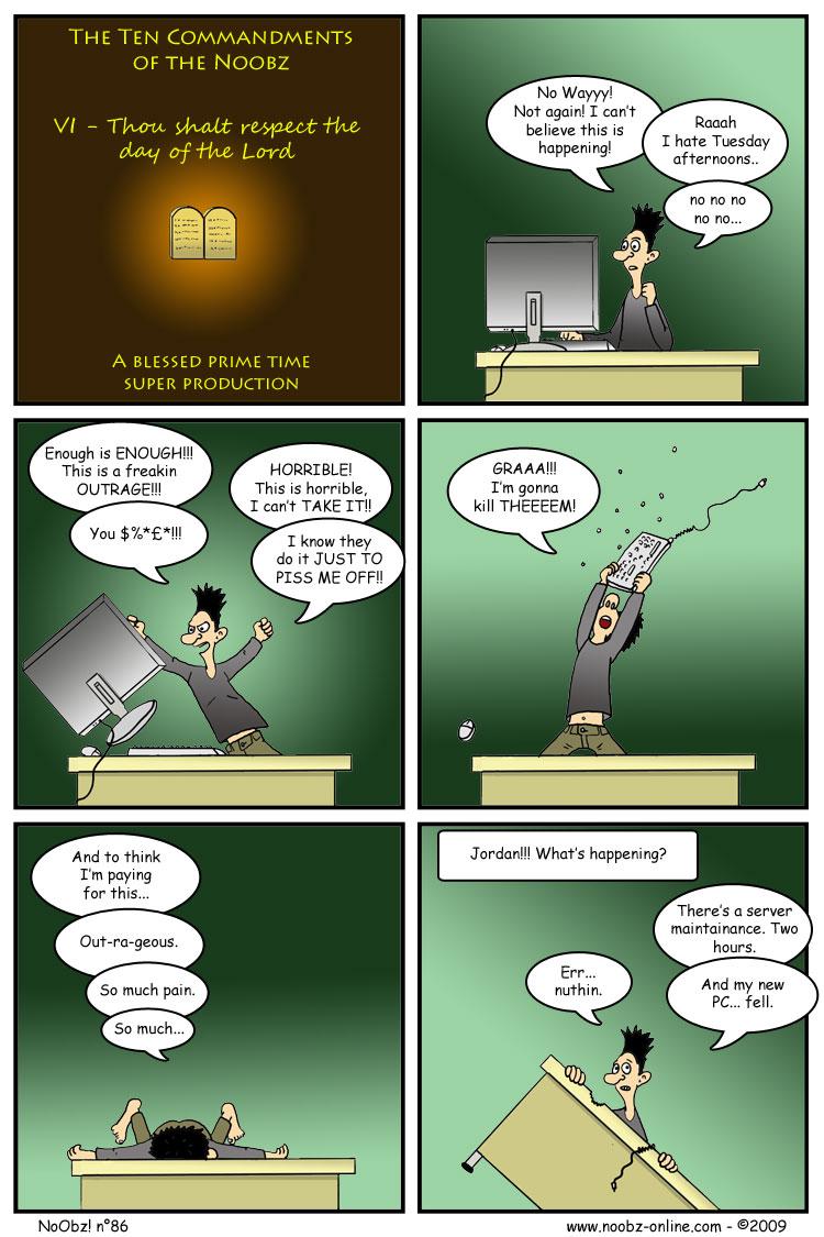 86 Sixth Commandment