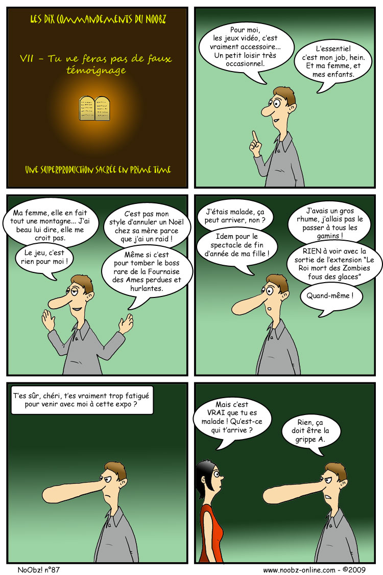 87 Septième Commandement