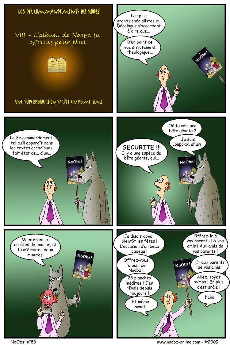 88 Huitième Commandement